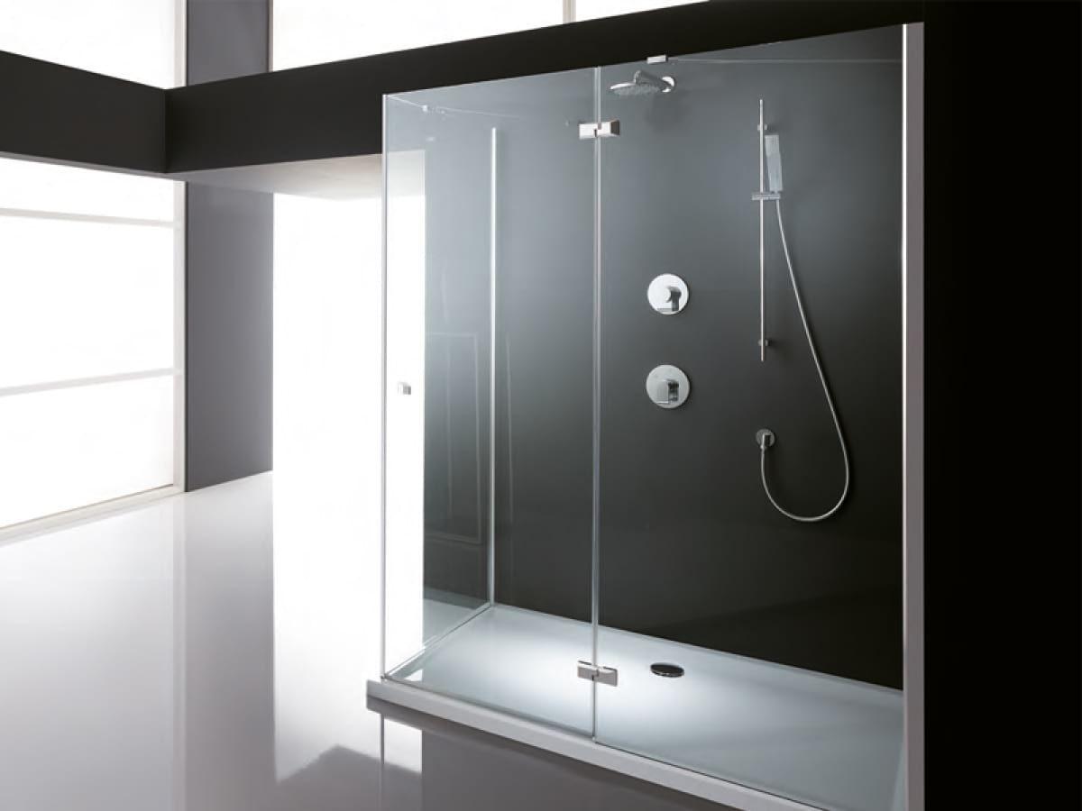Custom shower box