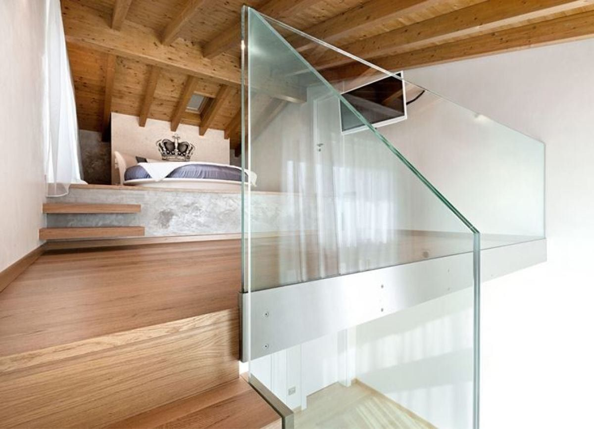 Glass Parapets and Balustrades
