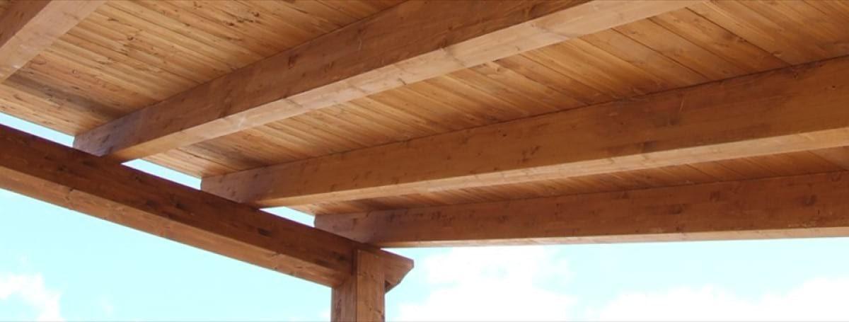 Pergolati in legno