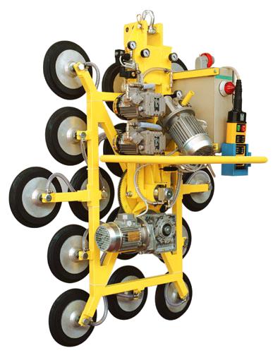 Ventose elettriche 16P GM BM
